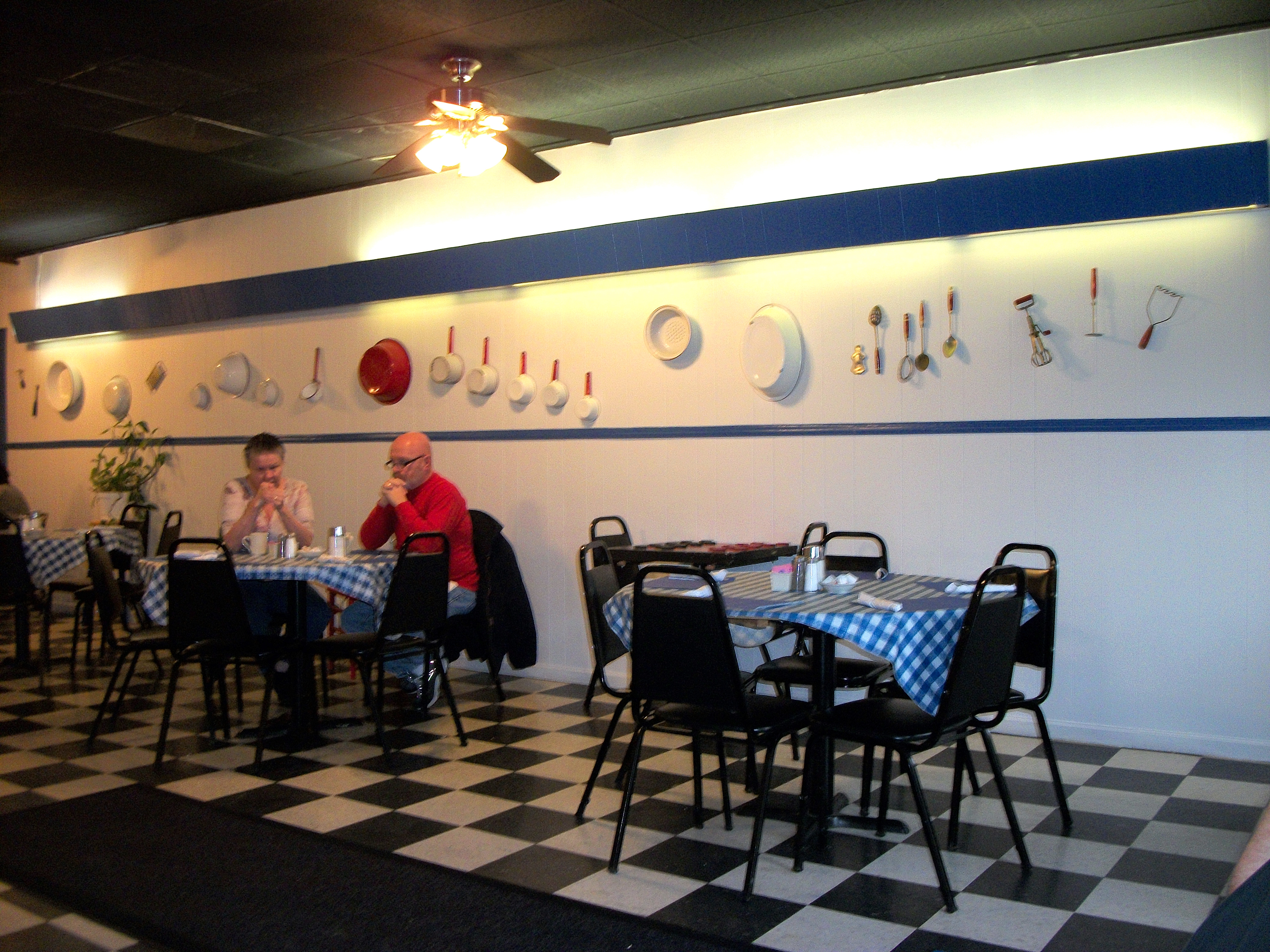 the country table restaurant – west jefferson, oh