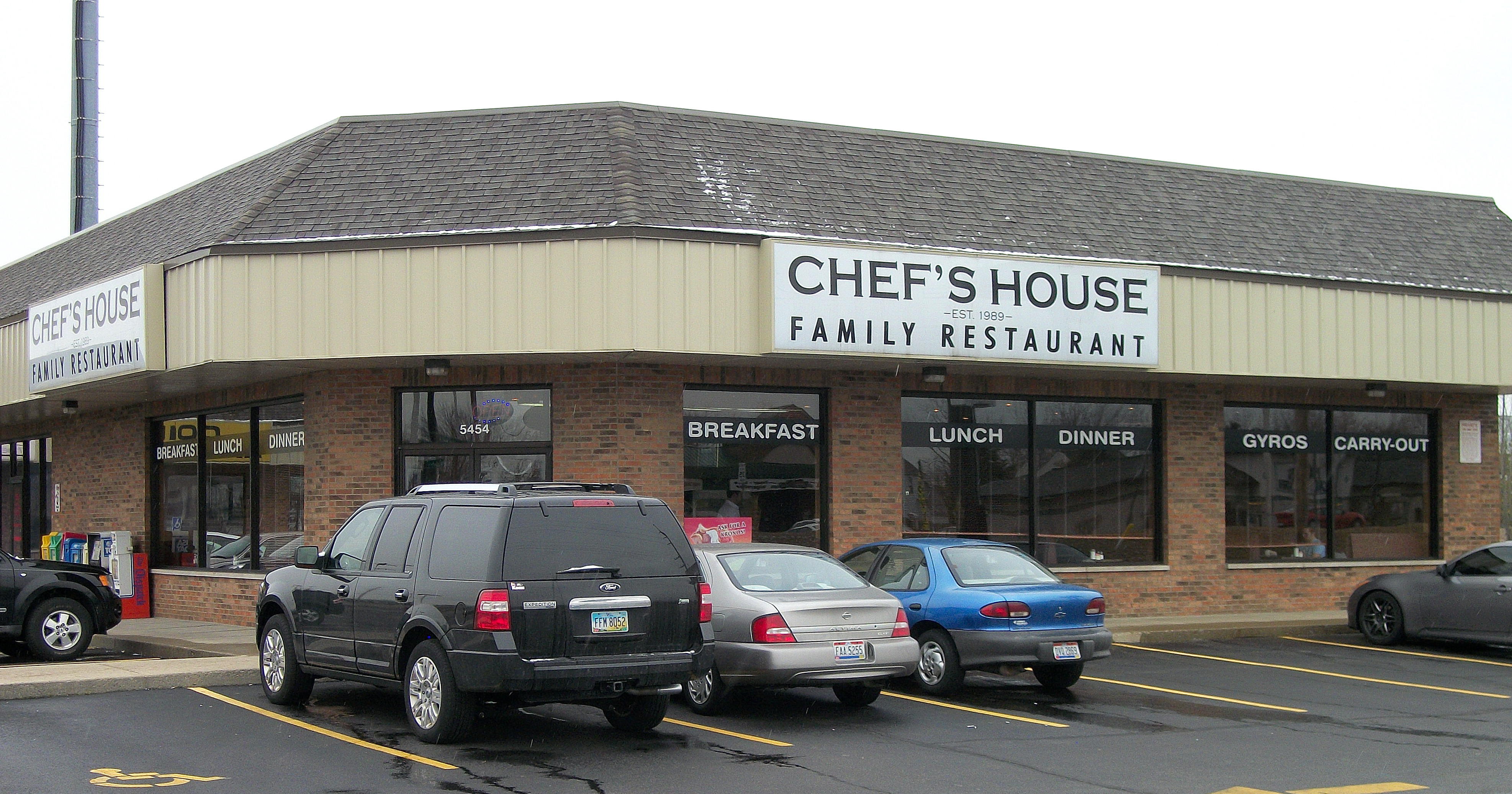 chef s house hilliard oh